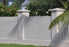 Aitkenvale Barrier wall fencing 1