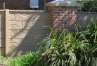 Aitkenvale Barrier wall fencing 4