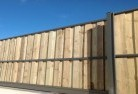 Aitkenvale Lap and cap timber fencing 1