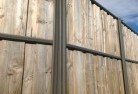 Aitkenvale Lap and cap timber fencing 2