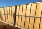 Aitkenvale Lap and cap timber fencing 4