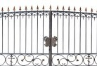 Aitkenvale Wrought iron fencing 10