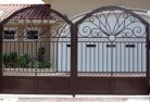Aitkenvale Wrought iron fencing 2