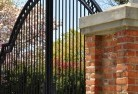 Aitkenvale Wrought iron fencing 7