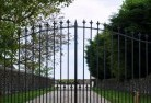 Aitkenvale Wrought iron fencing 9